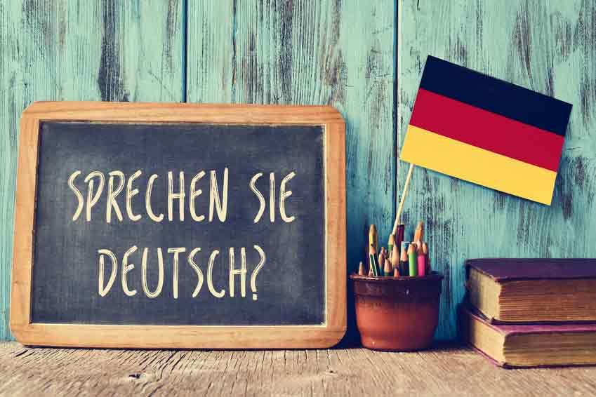 آشنایی با زبان آلمانی