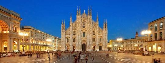 جاذبه کشور ایتالیا