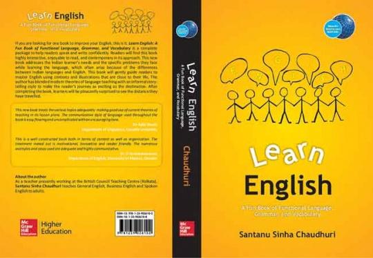 کاور کتاب آموزش زبان انگلیسی