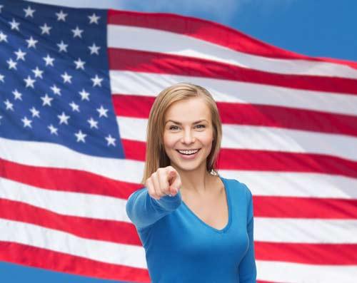 لهجه آمریکایی