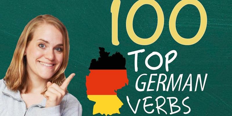 افعال آلمانی