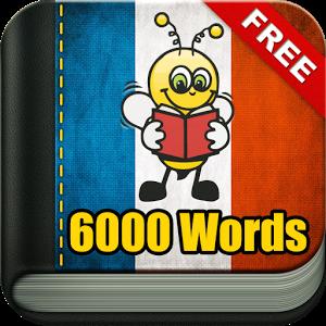 اپ 6000 کلمه زبان فرانسه