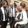 turk people talking