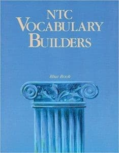 Vocabulary builders