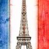 پوستری از کشور فرانسه