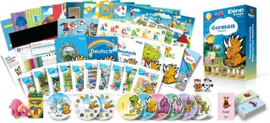 بسته های آموزش زبان آلمانی به کودک