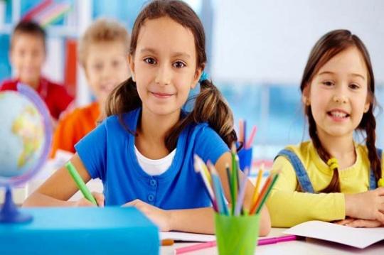 کودکان در حال یادگیری