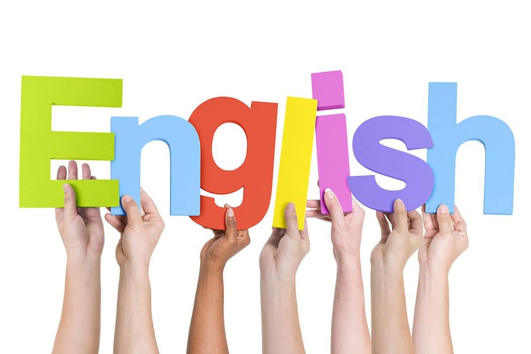 کودکان در حال یادگیری انگلیسی