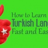 learning turkish