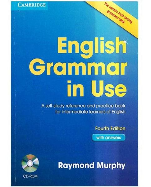 کتاب پرفروش آموزش گرامر English Grammar in Use