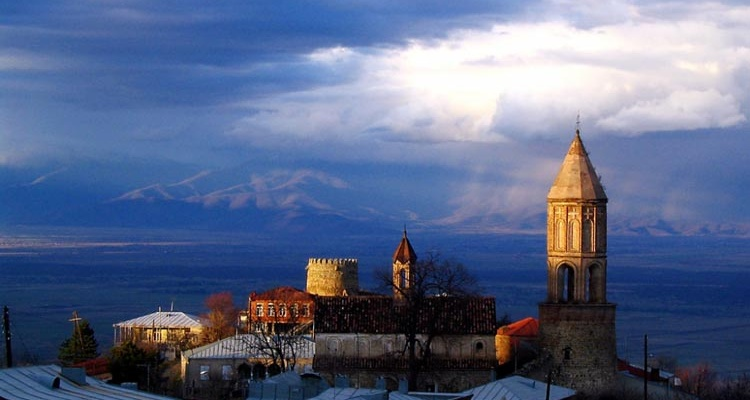 تصویری از گرجستان