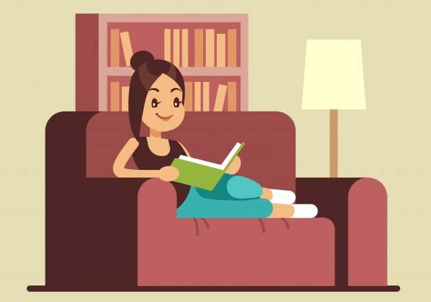 مطالعه در منزل