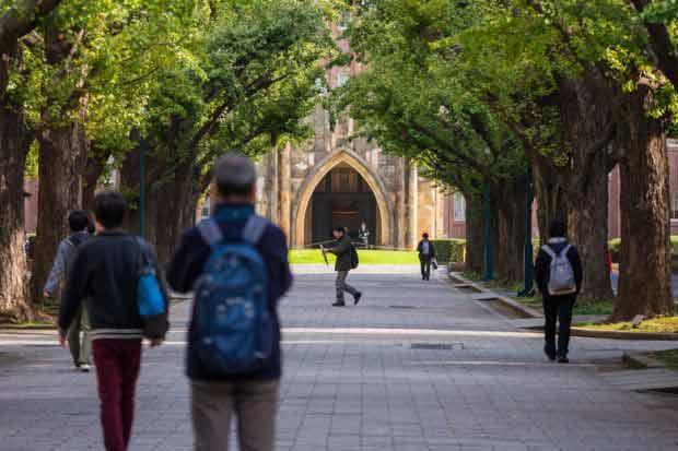 دانشگاه در آمریکا