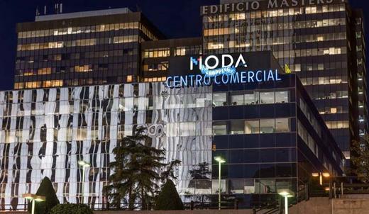 مرکز خرید مودا