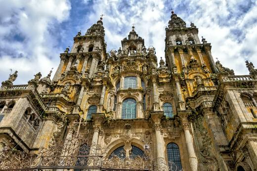 کلیسای جامع سانتیاگو ده کامپوستلا