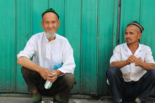 uyghur muslim chinese men