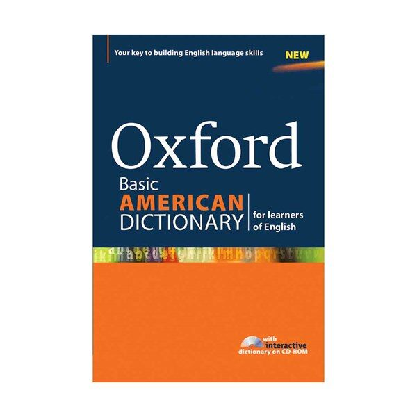 خرید کتاب Oxford Basic American Dictionary