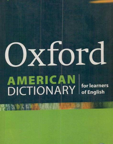 خرید کتاب Oxford American Dictionary