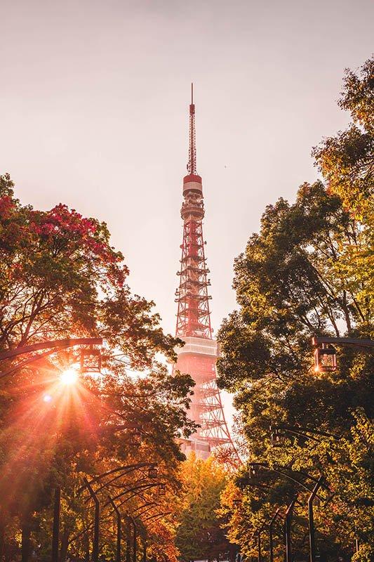 Tokyo Tower, Japan - charles-postiaux-CC0