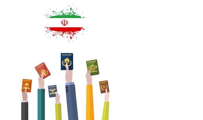 ویزا برای ایرانیها