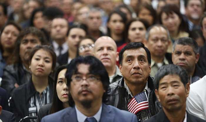 مردم آمریکا
