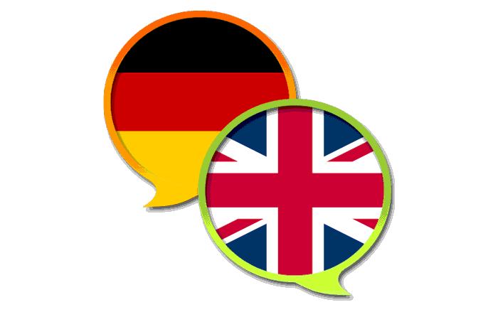 آلمانی و انگلیسی