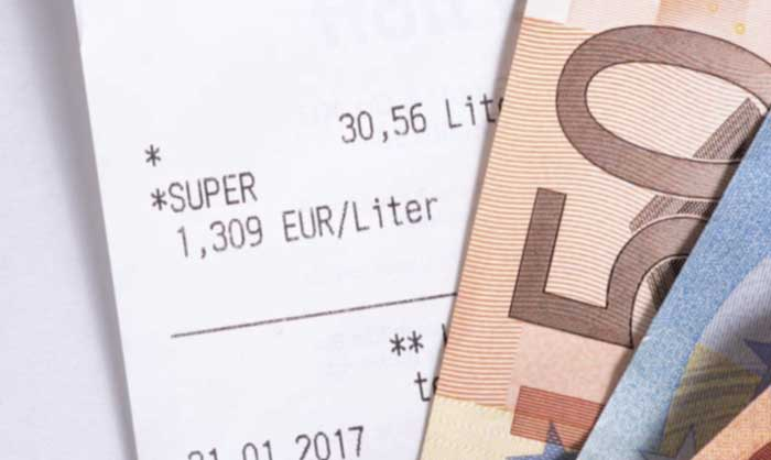شمارش پول آلمانی