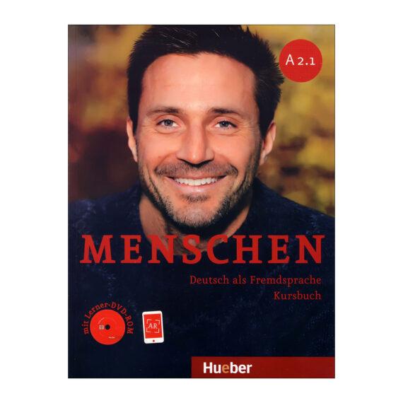 خرید کتاب آموزش زبان آلمانی منشن Menschen A2.1