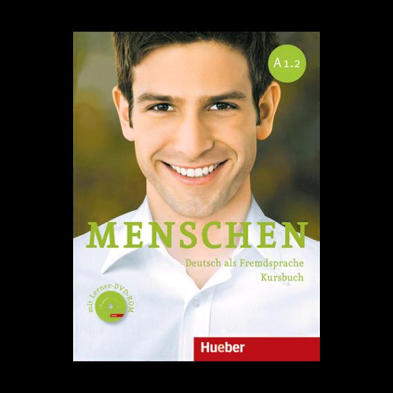 خرید کتاب آموزش زبان آلمانی منشن Menschen A1.2