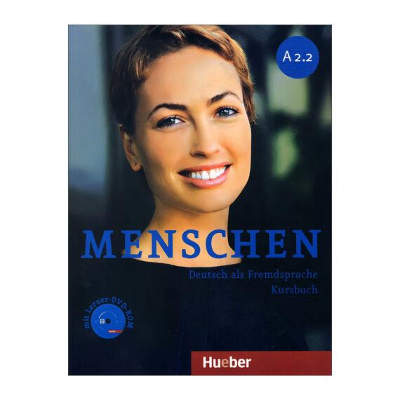 خرید کتاب آموزش زبان آلمانی منشن Menschen A2.2