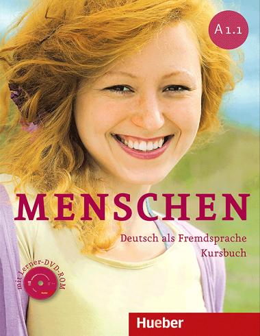 خرید کتاب آموزش زبان آلمانی منشن Menschen A1.1