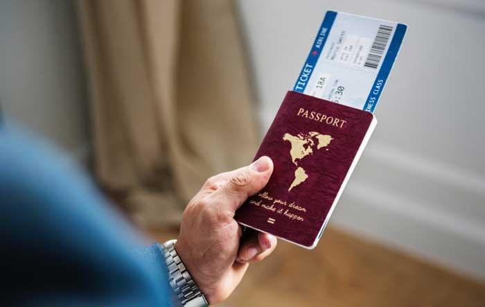دریافت پاسپورت