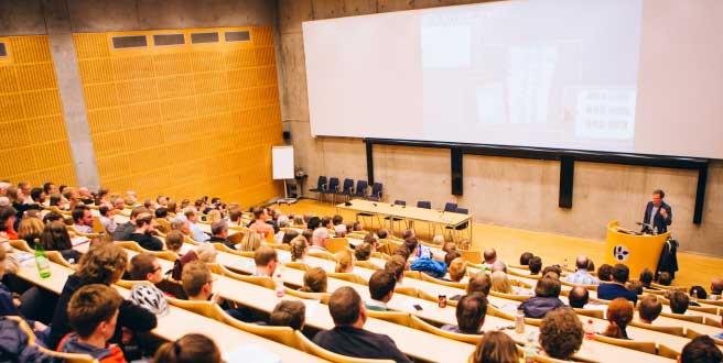 دانشگاه در دانمارک